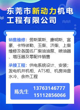 東莞新動力機電工程有限公司