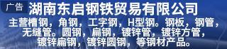 湖南東啟鋼鐵貿易有限公司.